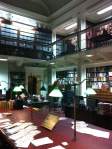 Royal Irish Academy reading room
