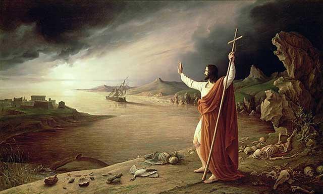 Apocalypse-Ludwig Ferdinand Schnorr von Carolsfeld
